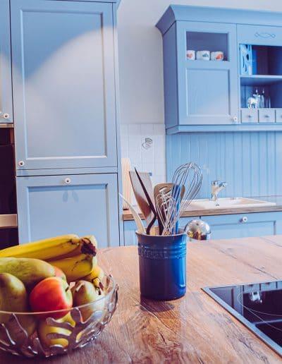"""Küche der Etage """"Meer"""""""