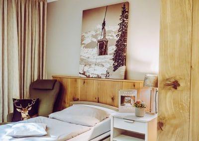 """Gästezimmer der Etage """"Berg"""""""